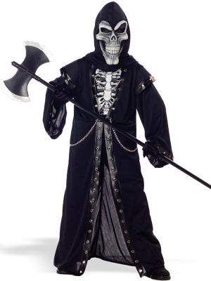 Disfraz señor de la cripta