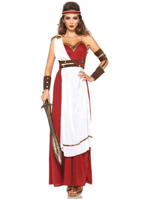 Disfraz diosa espartana