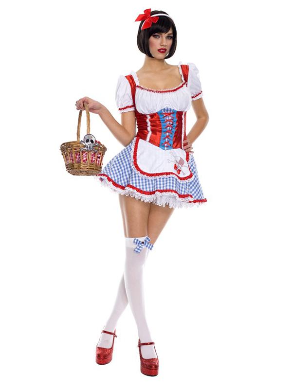 Disfraz de Dorothy Halloween - Comprar en Tienda Disfraces