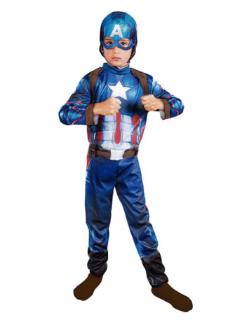 disfraz capitán america choco choco disfraces