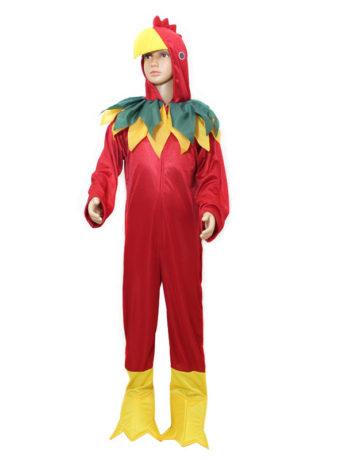 disfraz gallo rojo choco choco disfraces