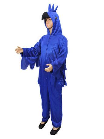 Disfraz pájaro azul para niño choco choco disfraces