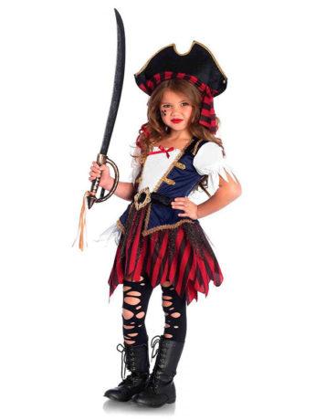 Disfraz Pirata del Caribe choco choco disfraces