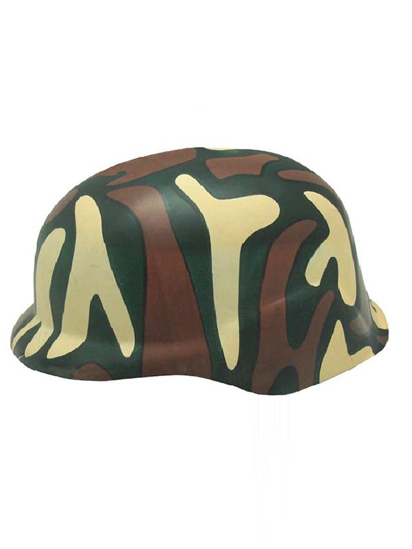 Casco militar camuflado choco choco disfraces for Spa uniform suppliers cape town