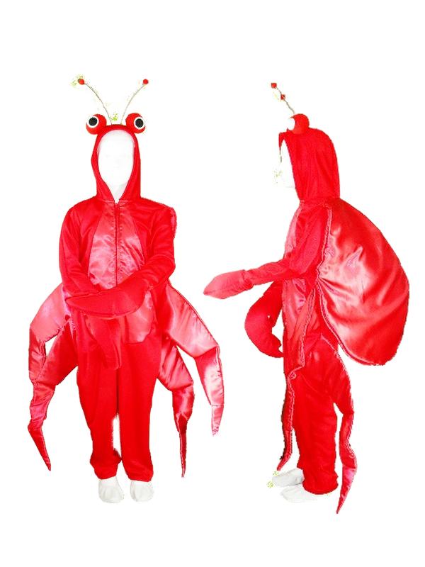 Disfraz De Cangrejo Nino Choco Choco Disfraces - Disfraz-de-cangrejo-nio